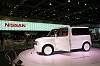 2008 Nissan Denki Cube concept. Image by Shane O' Donoghue.
