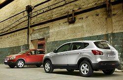 2007 Nissan Qashqai. Image by Nissan.