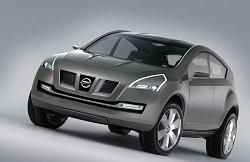 2004 Nissan Quashqai concept. Image by Nissan.