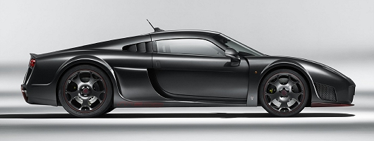 Noble M600 supercar unleashed. Image by Noble.