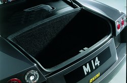 2004 Noble M14. Image by Noble.