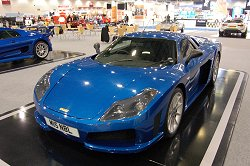 2006 Noble M15. Image by Phil Ahern.