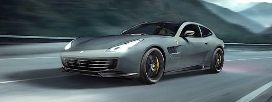 Novitec modifies the Ferrari GTC4 Lusso T. Image by Novitec.
