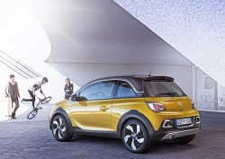 2014 Opel Adam Rocks. Image by Opel.