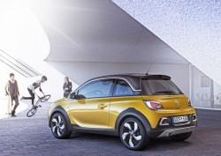 2014 Opel Adam Rocks. Image by Opel.