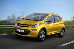 2016 Opel Ampera-e. Image by Opel.
