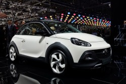 2014 Opel at Geneva. Image by Newspress.