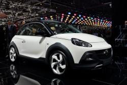 2014 Opel at Geneva. Image by Newspress.