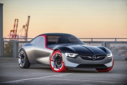2016 Opel GT concept. Image by Opel.