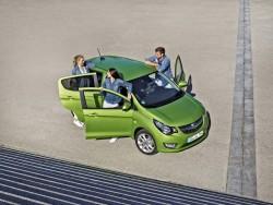 2015 Opel Karl. Image by Opel.