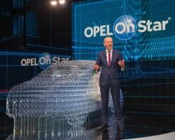 2015 Opel OnStar. Image by Opel.
