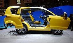 2004 Opel/Vauxhall Trixx concept. Image by www.salon-auto.ch.