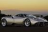 Stunning new Pagani supercar unveiled. Image by Pagani.