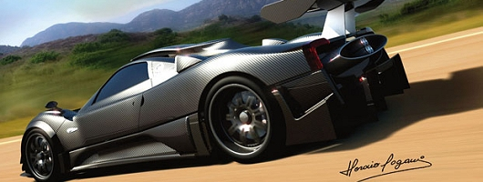 Zonda bows out with a roaRRR. Image by Pagani.