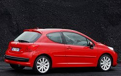 2006 Peugeot 207. Image by Peugeot.