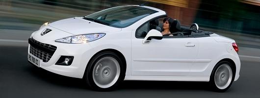 week at the wheel: peugeot 207 cc   car reviews  car enthusiast