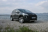 2009 Peugeot 3008. Image by Conor Twomey.