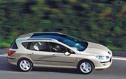 2004 Peugeot 407 SW. Image by Peugeot.