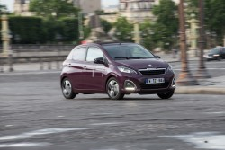 2014 Peugeot 108. Image by Peugeot.