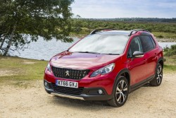 2016 Peugeot 2008. Image by Peugeot.