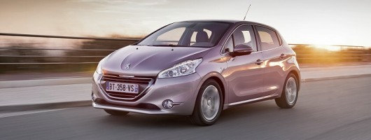 Peugeot 208 priced up. Image by Peugeot.