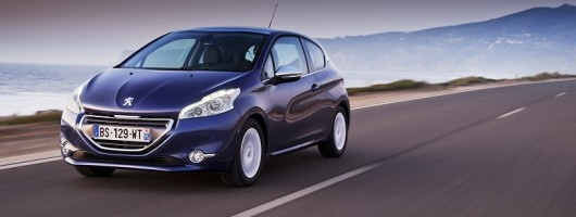 First drive: Peugeot 208. Image by Peugeot.