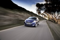 2012 Peugeot 208. Image by Peugeot.