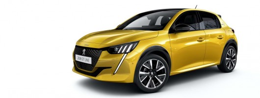Peugeot reveals details on all-new 208. Image by Peugeot.