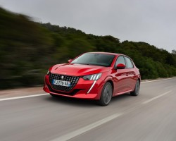 Peugeot 208 PureTech Allure tested. Image by Peugeot.