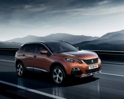 Incoming: Peugeot 3008. Image by Peugeot.