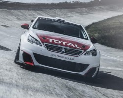 2015 Peugeot 308 Racing Cup. Image by Peugeot.