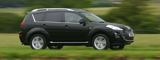 week at the wheel: peugeot 4007 gt hdi | car reviews |car