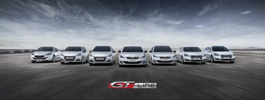 Peugeot launches GT Line. Image by Peugeot.