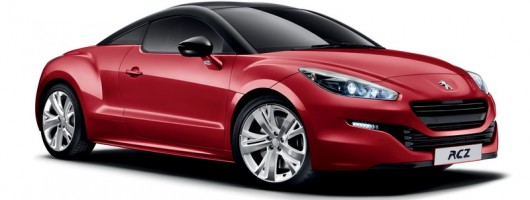 peugeot introduces rcz red carbon special news by car. Black Bedroom Furniture Sets. Home Design Ideas