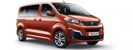 Peugeot Traveller can move many. Image by Peugeot.