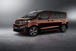 2016 Peugeot Traveller i-Lab. Image by Peugeot.