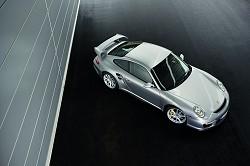 2007 Porsche 911 GT2. Image by Porsche.