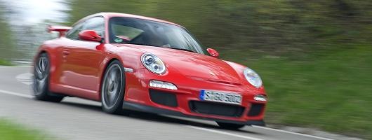Porsche's heavy-hitting lightweight. Image by Antony Fraser.
