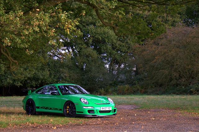2007 Porsche 911 Gt3. 2007 Porsche 911 GT3 RS.