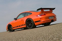 Cancel your GT3 order; here's the RS version. Image by Porsche.