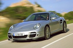 2006 Porsche 911 Turbo. Image by Porsche.