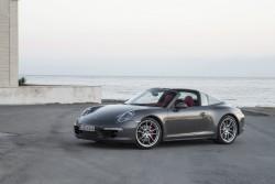 2014 Porsche 911 Targa. Image by Porsche.