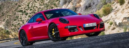 First drive: Porsche 911 Carrera GTS. Image by Porsche.