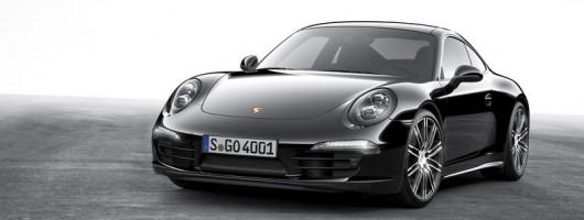 Black magic for Porsche Boxster and 911. Image by Porsche.