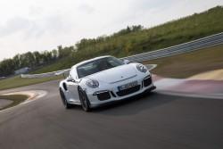2015 Porsche 911 GT3 RS. Image by Porsche.