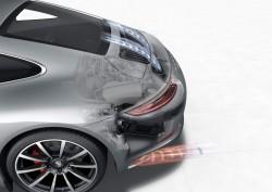 2015 Porsche 911. Image by Porsche.