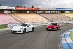 2015 Porsche 911 Carrera. Image by Porsche.