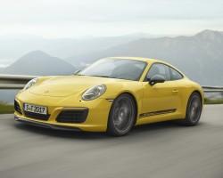 Porsche 911 Carrera T. Image by Porsche.