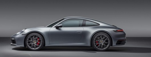 Porsche unveils 'more digital' 992-gen 911. Image by Porsche.