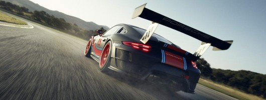 Porsche unleashes ultimate 911 GT2 RS. Image by Porsche.